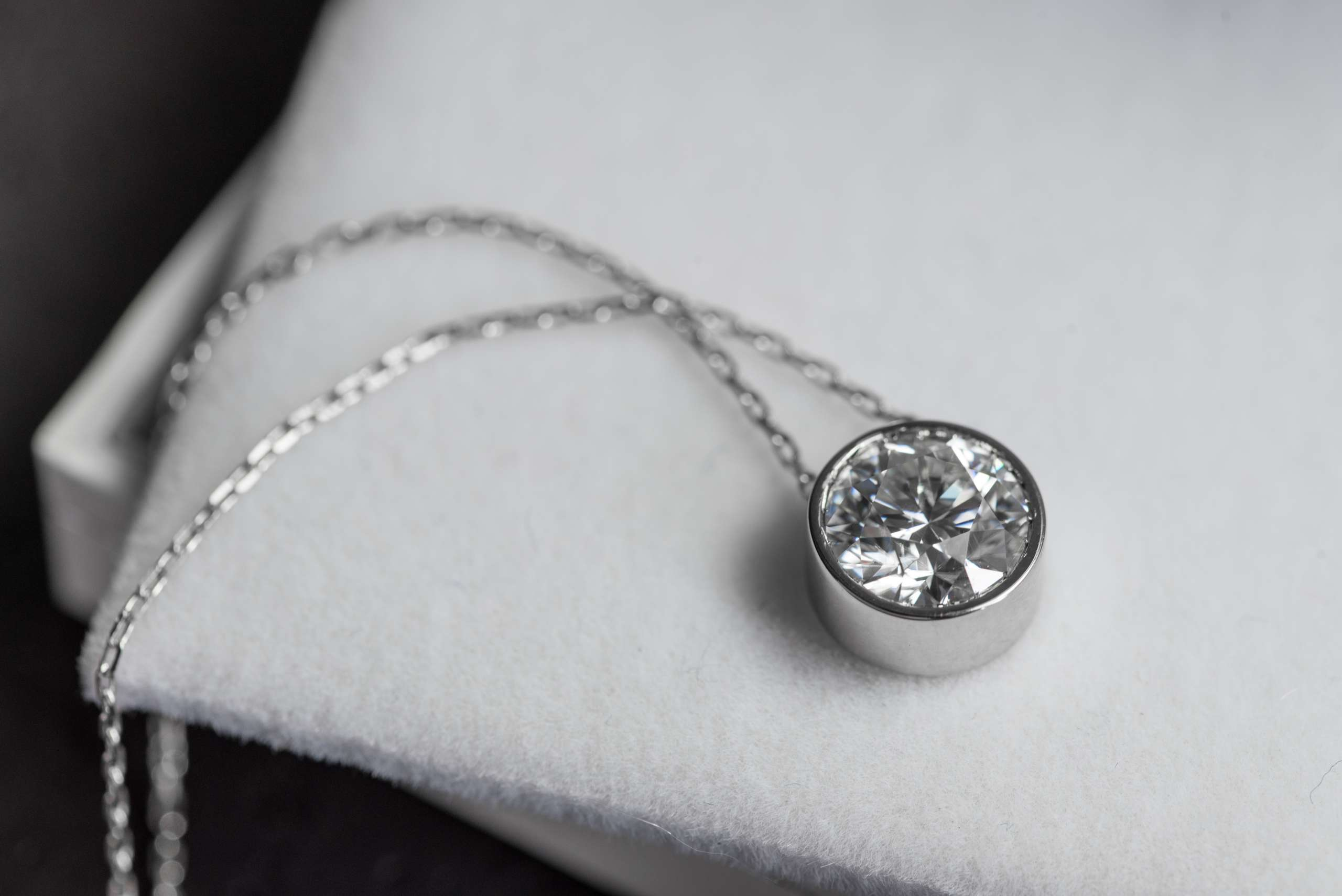 Beautiful Diamond pendant